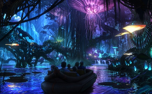 Photo of Avatar Boat Ride