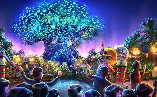 Disney's Animal Kingdom photo, from ThemeParkInsider.com