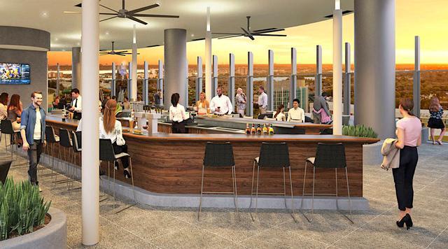 Bar 17 Bistro At Universal S Aventura Hotel
