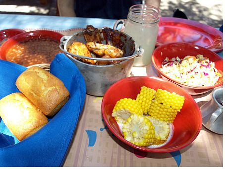 Big Thunder Ranch Barbecue photo, from ThemeParkInsider.com
