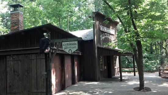 photo of Blacksmith shop