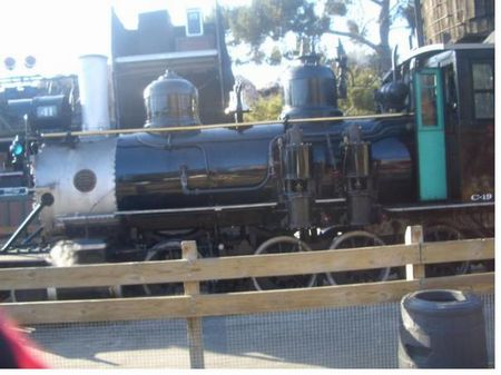 Photo of Calico Railroad