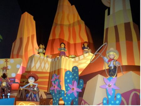 Disneyland's It's a Small World