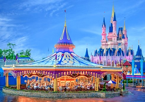 Photo of Prince Charming Regal Carrousel
