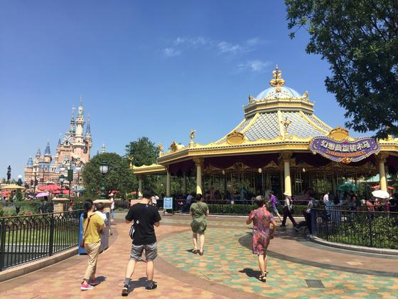 Photo of Fantasia Carousel