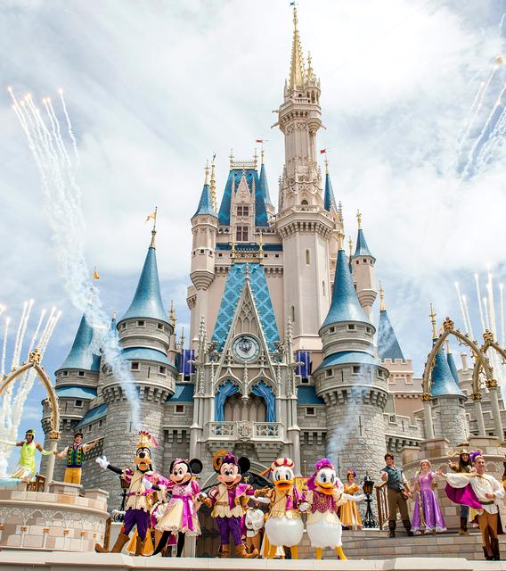 Walt Disney World's Magic Kingdom photo, from ThemeParkInsider.com