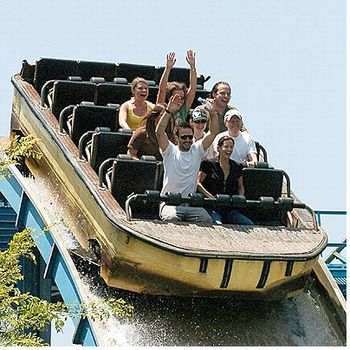 Tidal Wave photo, from ThemeParkInsider.com