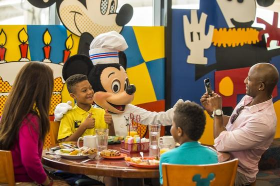Photo of Chef Mickey's