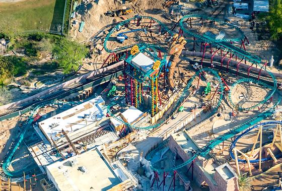 Marvelous Busch Gardens Tampa Photo, From ThemeParkInsider.com Amazing Design