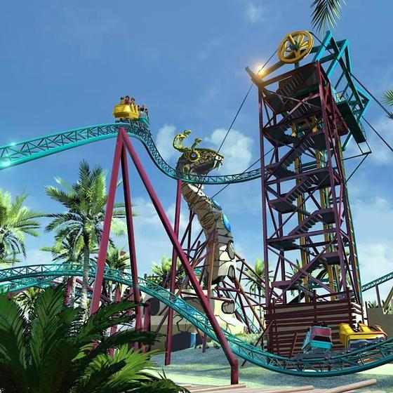 Busch Gardens Tampa photo, from ThemeParkInsider.com