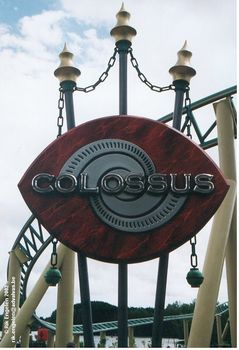 Colossus photo, from ThemeParkInsider.com