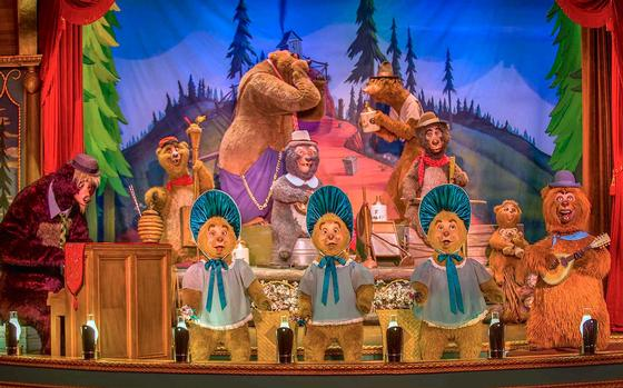 Photo of Country Bear Jamboree