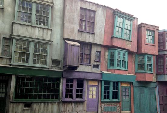 Universal's Diagon Alley