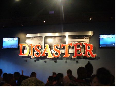 Disaster! photo, from ThemeParkInsider.com