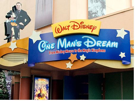 One Man's Dream at Disney's Hollywood Studios