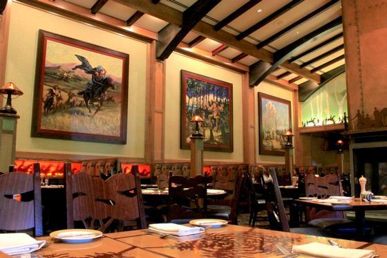 Inside the Storytellers Cafe