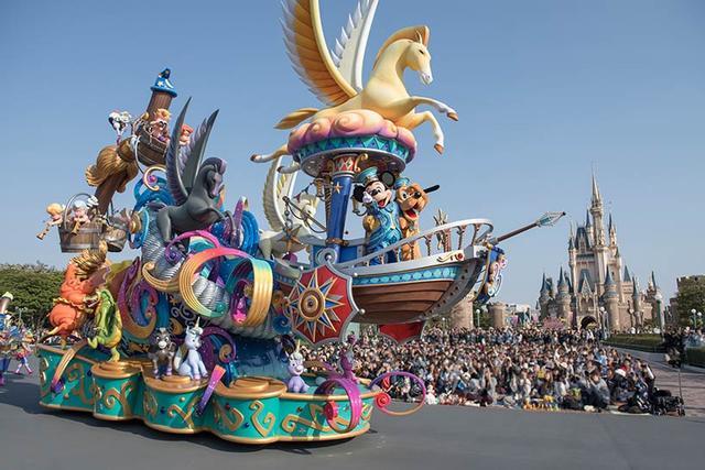 Photo of Tokyo Disneyland