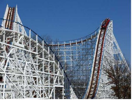 Screamin Eagle photo, from ThemeParkInsider.com