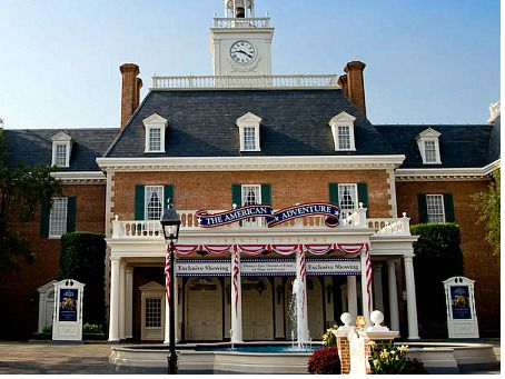 Photo of The American Adventure