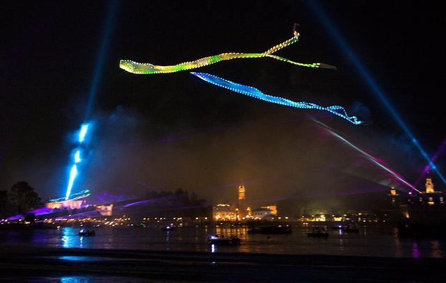 Epcot Forever kites