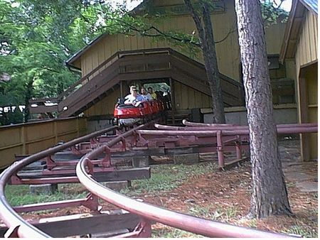 Photo of Mini Mine Train