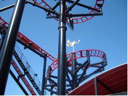 Six Flags Over Texas photo, from ThemeParkInsider.com