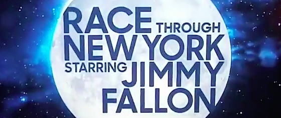 Race Through New York Starring Jimmy Fallon photo, from ThemeParkInsider.com