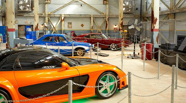Photo of Fast and Furious - Supercharged
