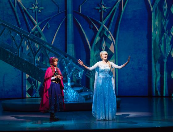 Frozen - Live at the Hyperion photo, from ThemeParkInsider.com