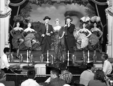 The original Golden Horseshoe cast