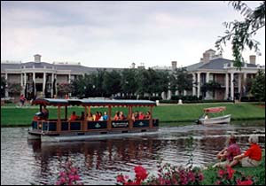 Disney's Port Orleans - Riverside Resort photo, from ThemeParkInsider.com