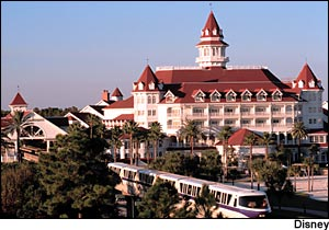 Disney's Grand Floridian Resort photo, from ThemeParkInsider.com