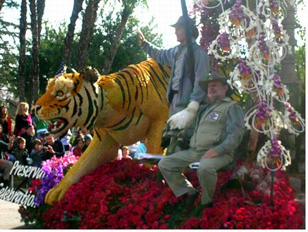 Tournament of Roses Parade photo, from ThemeParkInsider.com