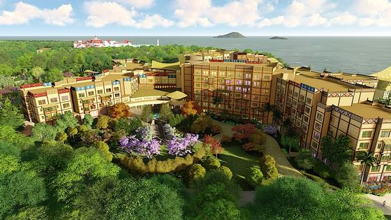 Photo of Disney Explorers Lodge