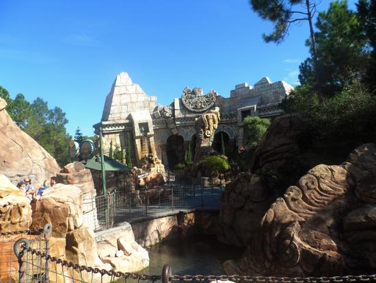 Universal's Islands of Adventure photo, from ThemeParkInsider.com