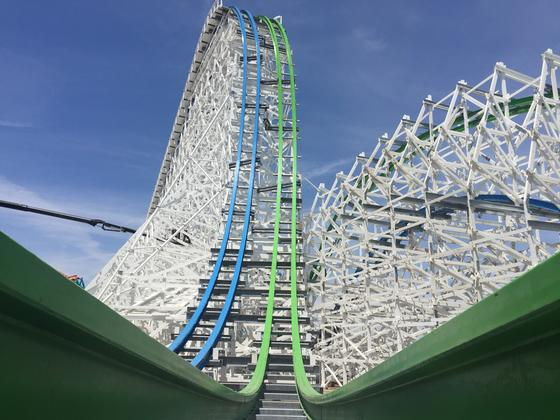 Twisted Colossus photo, from ThemeParkInsider.com