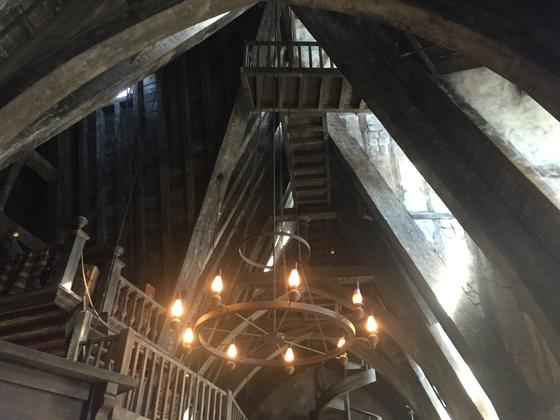 The Three Broomsticks photo, from ThemeParkInsider.com