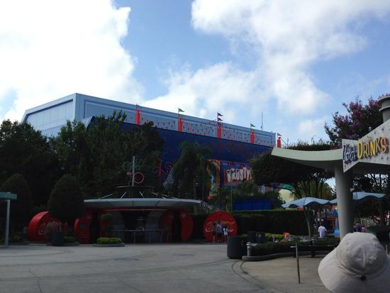 Photo of The Simpsons Ride