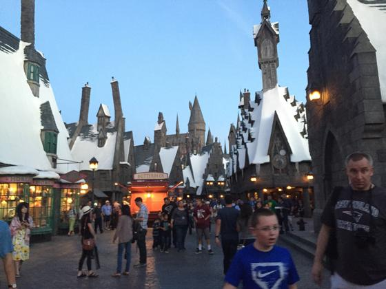 Photo of Harry Potter and the Forbidden Journey