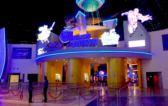 Photo of IMG Worlds of Adventure