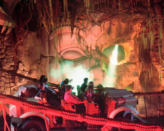 Indiana Jones Adventure photo, from ThemeParkInsider.com