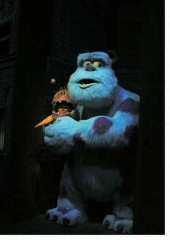 Monsters, Inc: Mike and Sulley to the Rescue photo, from ThemeParkInsider.com