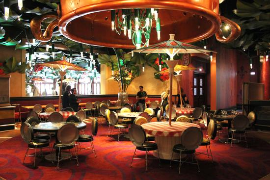 Where To Eat Lunch At Bistrot Chez Remy At Walt Disney
