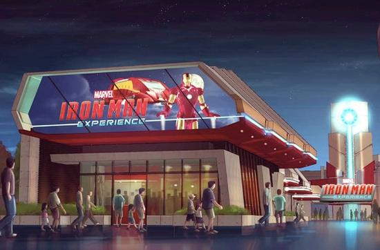 Photo of Iron Man Experience