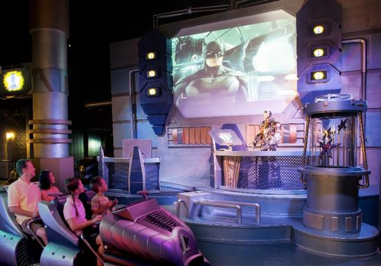 Photo of Justice League: Alien Invasion 3D