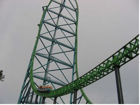 Kingda Ka photo, from ThemeParkInsider.com