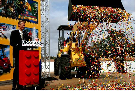 Legoland Florida announcement