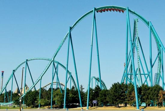 Photo of Canada's Wonderland