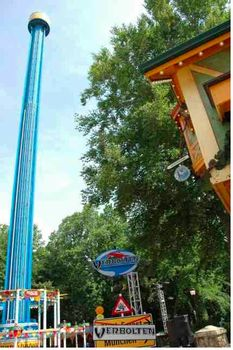 Mach Tower photo, from ThemeParkInsider.com
