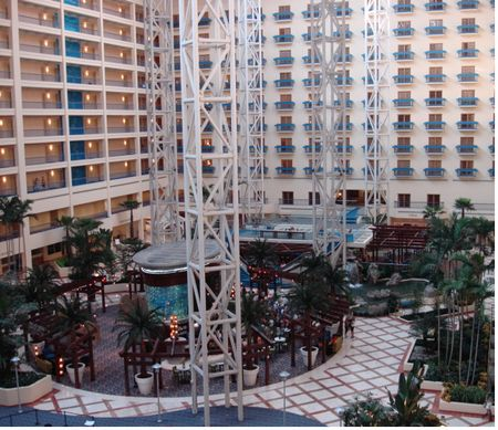 Renaissance Orlando Resort at SeaWorld photo, from ThemeParkInsider.com